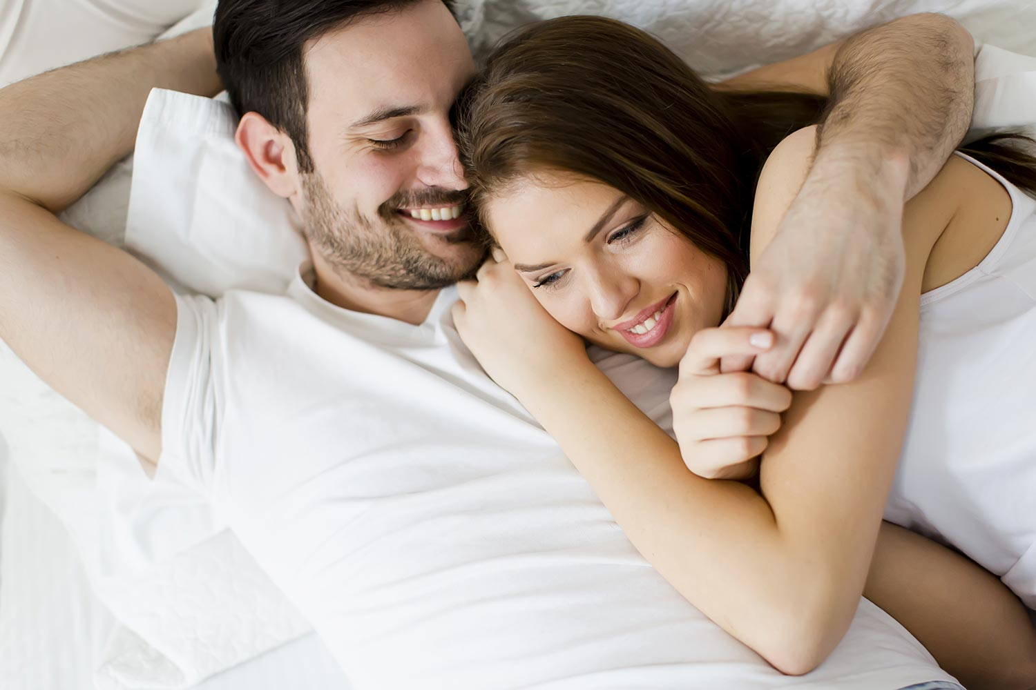 Sex poses for couples who have been together for a long time