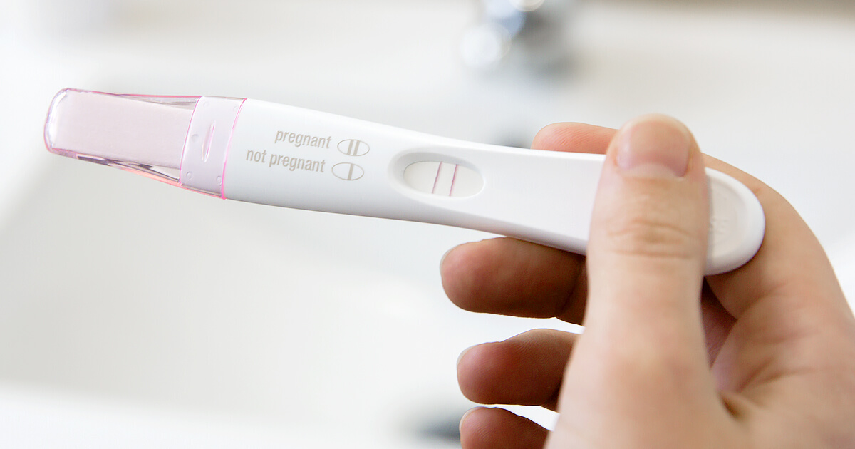 Positive Pregnancy Test Result - What To Do Now-3979